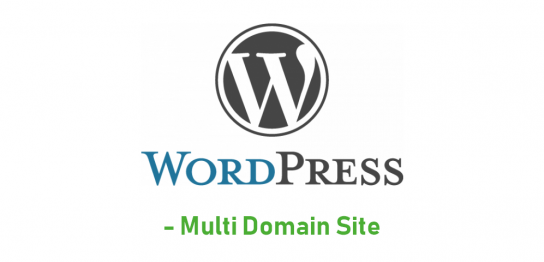 Wordpressのマルチドメイン化解除